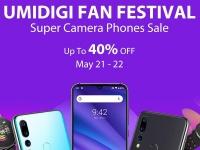UMIDIGI объявляет фестиваль распродаж для фанатов на Aliexpress