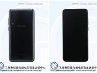 Смартфон Meizu 16Xs с тройной камерой позирует на живых фото
