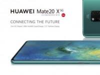 Официально представлен смартфон Huawei Mate 20 X 5G