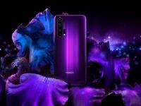 Представлена новая линейка смартфонов HONOR 20 Series