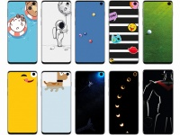 Disney и Pixar помогли скрыть фронтальные камеры в смартфонах Samsung Galaxy S10
