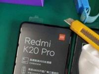 Живые фото Redmi K20 Pro и его упаковки