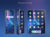 Apple запатентовала сгибающийся iPhone. Выход смартфона может задержаться до 2021 года
