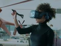 Стилус Logitech VR Ink Pilot Edition предназначен для рисования в воздухе и на столе