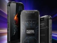 Blackview BV9500 и BV9600 Pro – защищенные смартфоны с 4G получат Helio P70 и Android 9.0