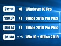 Покупаем Windows 10 и пакеты Office со скидкой до 20% по промокодам от Smartphone!