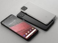 Красивые концепты Google Pixel 4 на основе официального рендера