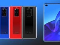 Huawei Mate 30 Pro появился на концептуальных изображениях