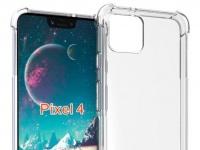 Рендеры Google Pixel 4 и Pixel 4 XL в чехле: две камеры и «бровь»