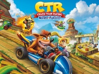 Обзор игры Crash Team Racing Nitro-Fueled (2019 год)