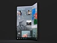 Складное устройство Microsoft на ОС Windows Core сможет запускать приложения Android