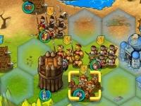 Играем на Android: Обзор серии European War для смартфона