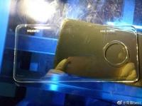 Huawei Mate 30 Pro может получить круглый блок камеры