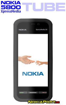 Nokia 5800 XpressMedia