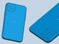 iPhone XI, XI Max и XIR позируют со всех сторон на заводских схемах