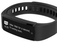 Новый браслет Lenovo Smart Band Cardio 2 работает без подзарядки до 20 дней