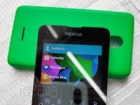 Ретро: отменённый Nokia Asha с сенсорной QWERTY-клавиатурой на фото