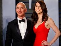 Развод основателя Amazon завершен, Маккензи Безос получила 38,3 млрд долларов