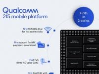 Новейшая платформа Qualcomm Snapdragon 215 производится по техпроцессу 2012 года