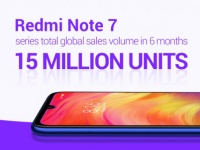 Продано уже 15 миллионов Redmi Note 7