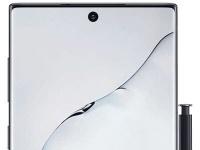 Первые «официальные» рендеры Samsung Galaxy Note 10 в двух цветах
