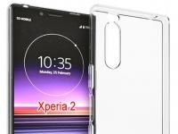 Изображения защитного чехла раскрывают особенности смартфона Sony Xperia 2