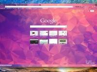 Простой способ изменения внешнего вида браузера Google Chrome
