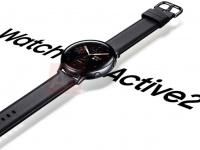 Часы Samsung Galaxy Watch Active 2 показались на промо-изображении