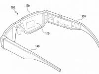 Samsung патентует складные очки дополненной реальности