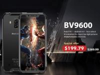 AMOLED экран, защищенный корпус – это Blackview BV9600 по специальной цене $199,79