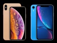iPhone XS и XR: сравнение моделей