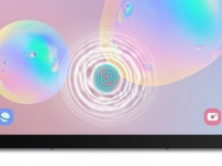 Samsung Galaxy Tab S6 показал сканер пальца в экране накануне анонса
