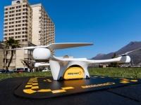 После падения 10-кг дрона возле детей приостановлена программа по доставке с помощью беспилотников в Швейцарии