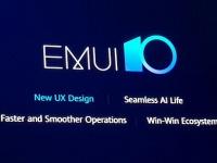 Huawei анонсировала оболочку EMUI 10