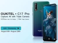 Представлен смартфон Oukitel C17 Pro