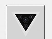 Инсайдер удивил эскизами камерофонов 2020 модельного года