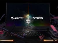 Новый ноутбук Aorus 17 оснащён клавиатурой с переключателями Omron