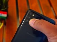 Samsung Galaxy M30s с тройной камерой и батареей на 6000 мАч на видео
