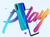 Смартфон Honor Play 3 за $140 оснащён экраном HD+ и тройной камерой