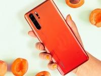 Huawei P30 Pro теперь доступен в Украине в красном цвете