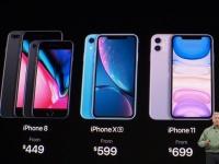 Apple увеличивает заказы на смартфоны iPhone 11
