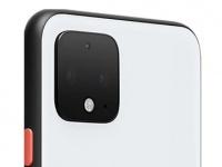 Новые пресс-рендеры Google Pixel 4 в белом