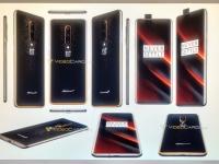 Рендеры OnePlus 7Т Pro McLaren Edition со всех сторон