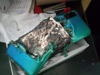 Samsung Galaxy M30s взорвался через день после покупки