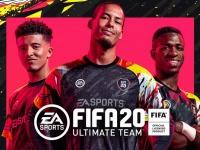 Чарт EMEAA: FIFA 20 удерживает первое место по продажам третью неделю подряд