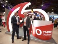 КГГА и Vodafone приступают к сотрудничеству в области Smart City