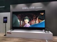 Смарт-телевизор TCL диагональю 100 дюймов стоит $11 400