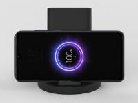 Новая станция беспроводной зарядки Xiaomi обладает мощностью 20 Вт