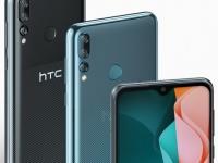 Анонс HTC Desire 19s: самый доступный HTC с NFC и тройной камерой