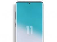 Samsung решила не следовать моде в дизайне экрана Galaxy S11